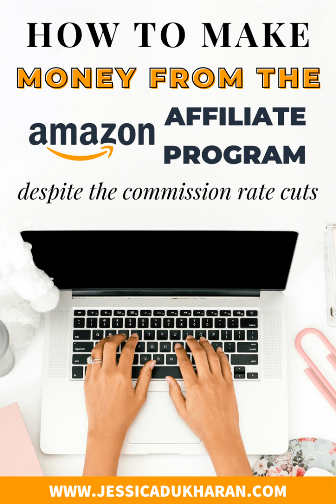 How to Make Money from the Amazon Affiliate Program Despite the Commission Rate Cuts