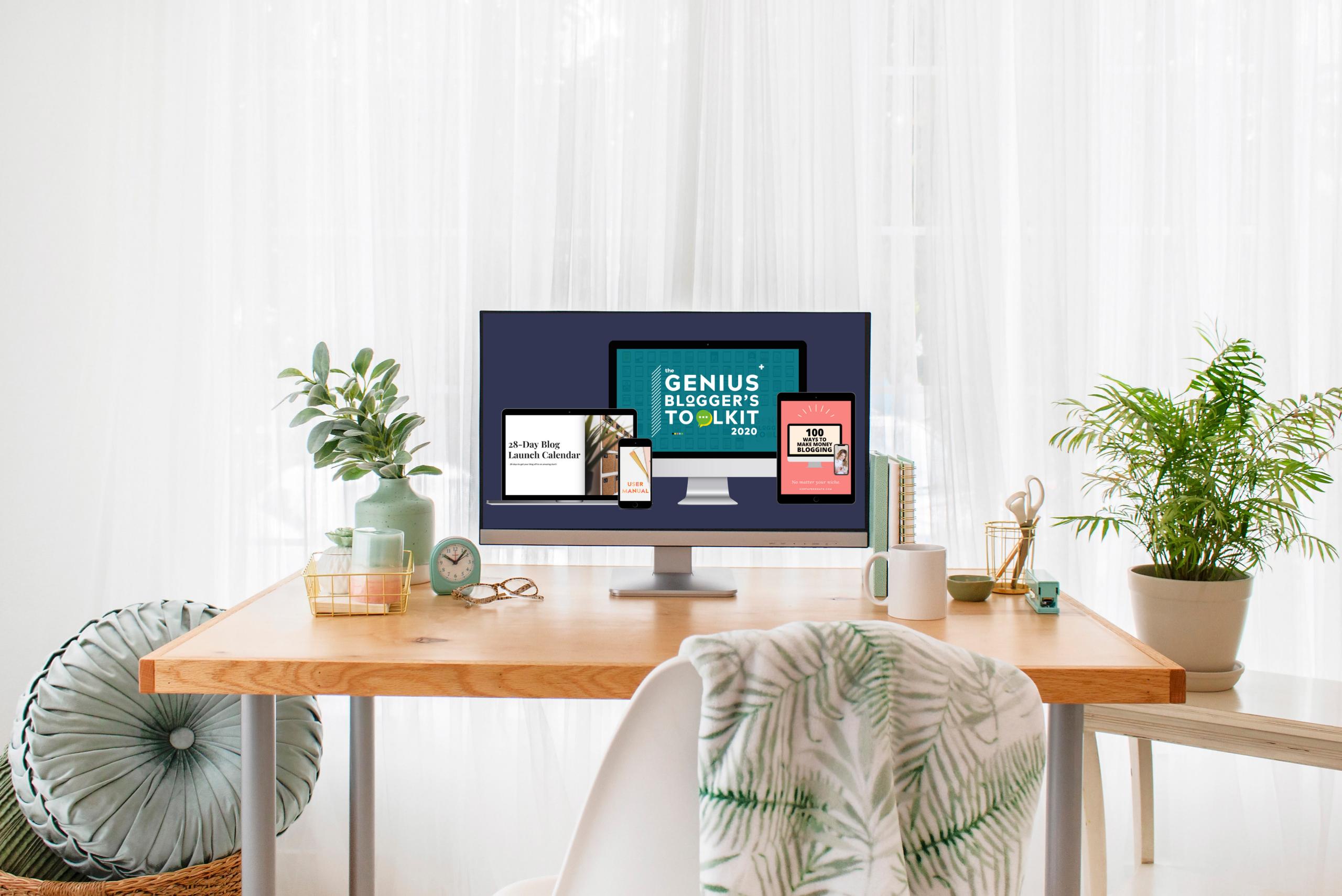 The Genius Blogger's Toolkit 2020